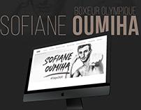 SOFIANE OUMIHA -Boxeur Olympique