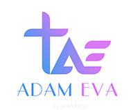 Logo adam eva