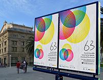 Festival de cine de San Sebastián - Zinemaldia 63