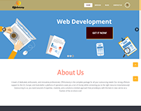 Offshorcery (Wordpress Website)