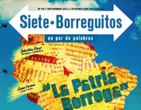 Magazine covers for Siete Borreguitos