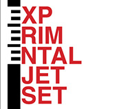 Experimental Jetset poster and gift