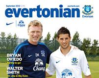 Evertonian Magazine