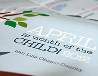 Month of the Child Brochure