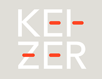 Keizer - single page website