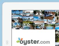 Oyster iPad App