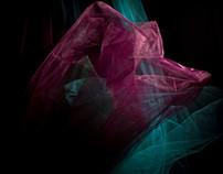 Flowing Tulle