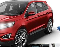 Lançamento Ford EDGE_Antares Veículos