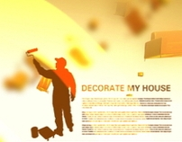 Decorate My House -intro