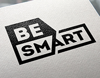 Logo design   Be SmArt
