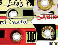 The 100 Songs of... / Las 100 Canciones de...