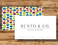 BENTO & CO. ASIAN BISTRO - BRANDING