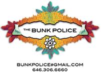 Bunk Police Logo Redesign