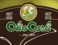 OLIO CARLI InDesign