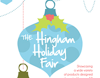 Poster Design: Hingham Holiday Fair