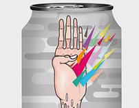 Bebida de criatividade