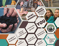 Worker Cooperative National Conference: website design
