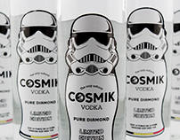 Cosmik Vodka - Star Wars Limited Edition