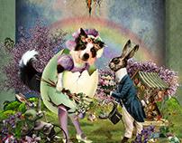 Bella's Easter Eggstravaganza