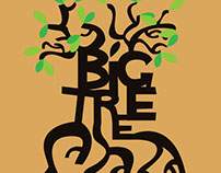 Big Tree T-shirt Design