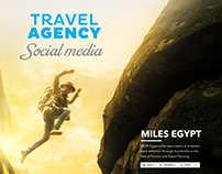 Social Media (Travel Agency)