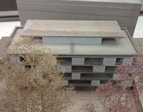 Modello Palazzo Litta Edificio A