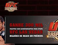 Raspadia UFC - Hotsite