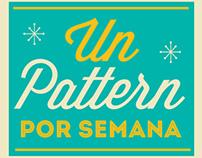 Un Pattern por Semana