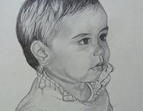 Kind portret / Child portrait