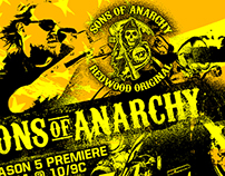 SOA & Suits Poster