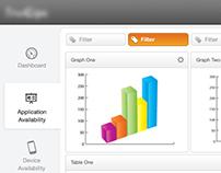Ipad Finance App