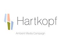 Hartkopf Ambient Campaign