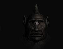 Harryhausen Cyclops