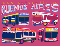 Buenos Aires busses