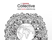 Toyota Collective - Global Digital Platform