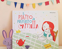 'Il piatto preferito di Camilla' editrice TreSei