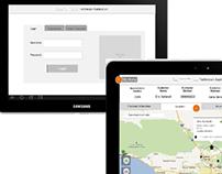 Service Management App for Technicians/Supervisors