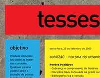 blog tessessenta
