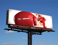 Adams Self-Promo Billboards