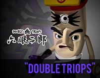 """""""Double Triops"""" - 《六眼二郎》"""