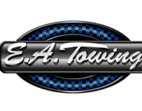 E.A. Towing Inc Redesign