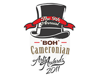 Kakiseni 9th Boh Cameronian Arts Awards 2012