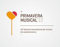 Primavera Musical '10