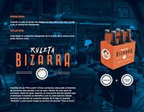 IDEA Cerveza Bizarra - Ruleta Bizarra