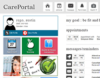 Care Portal - Web Application