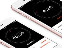 Minimal Timer App