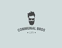 Branding - Communal Bros Cafe