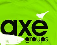 camisetas axé groups