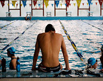 Photo Report: Swimming club in Montijo