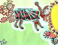 DOGIT {fractal dog}